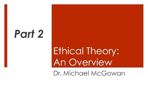 ethics and moral theory essay