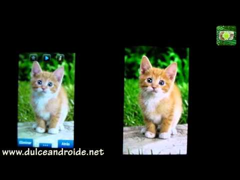 Super Clear LCD vs Super AMOLED Plus Music Videos