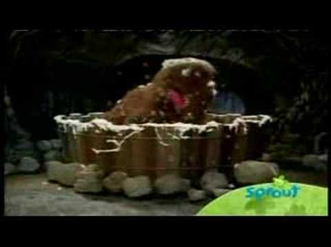 Sesame Street - Bubble On My Snuffle