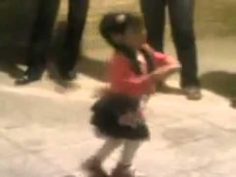 Raghse 2khtar Bache Ironi video
