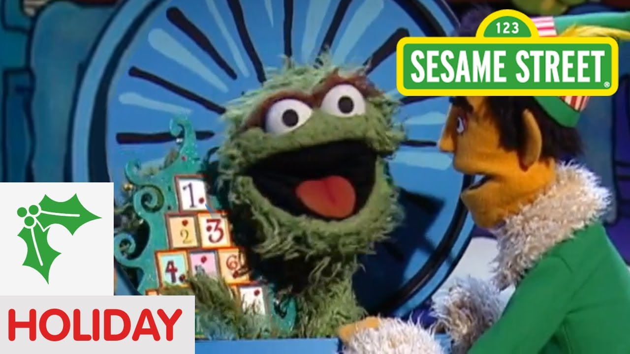 Sesame Street Count on Elmo Sesame Street Count Down to
