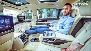 XEHAY - Đánh giá xe BMW 750Li 2018 chính hãng giá chỉ 6 tỷ đồng