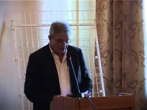Выступление К.А.Свасьяна (Германия)