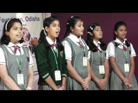 Bharat ka rehne wala hoon by MPS students at SSVM,Unit 3,Bbsr