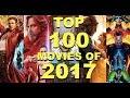 Lagu Top 100 BEST Movies 2017