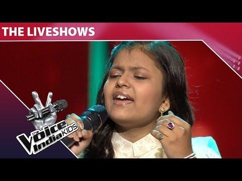 Niharika Nath Performs On Waada Raha Sanam   The Voice India Kids   Episode 29