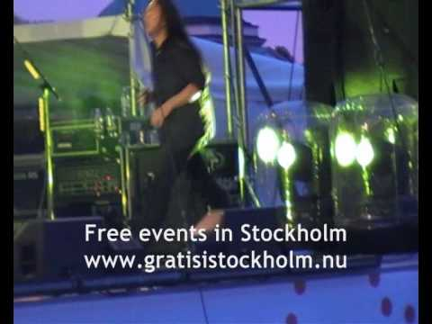 Hammerfall - Riders Of The Storm, Live at Love Stockholm 2010, 8(11)