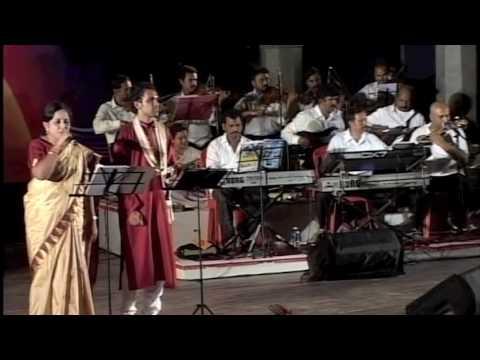 Sur Sandhya 2010 - Aha Rimjhim Ke Yeh Pyaare Pyaare - Chandrika...