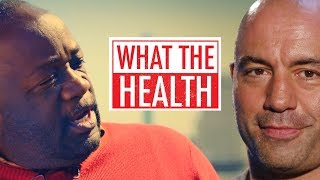 Dr. Milton Mills Responds To Joe Rogan & Other 'What The Health' Claims