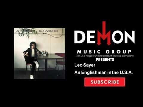 Leo Sayer - An Englishman in The Usa