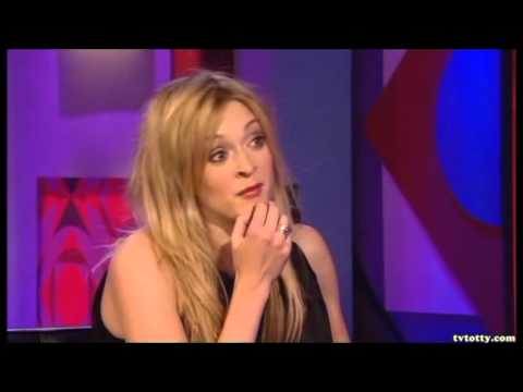Fearne Cotton Discusses Tattoos On Friday Night With Jonathan Ross