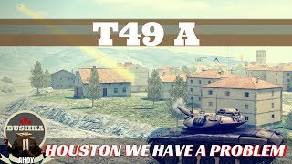 T49A Arty Party World of Tanks Blitz