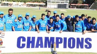 India vs Zimbabwe, 3rd ODI: India won by 10 wicket with a 3-0 clean sweep
