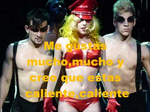 Lady Gaga-boys,boys,boys Traducida Al Español video