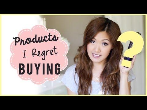 Products I Regret Buying! | ilikeweylie
