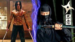 Ninja Assassin 2 ☯ NINJUTSU Brutal Training | Mind & Body Real Transformation. - Rare J. Vargas TV!