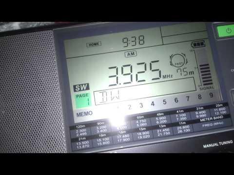 Radio Nikkei 1 - 3925 kHz