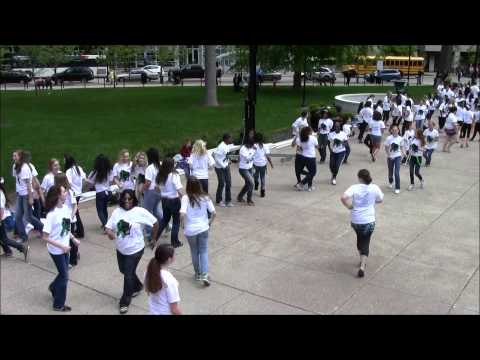 Children's Mental Health Awareness Day Flash Mob Shortened
