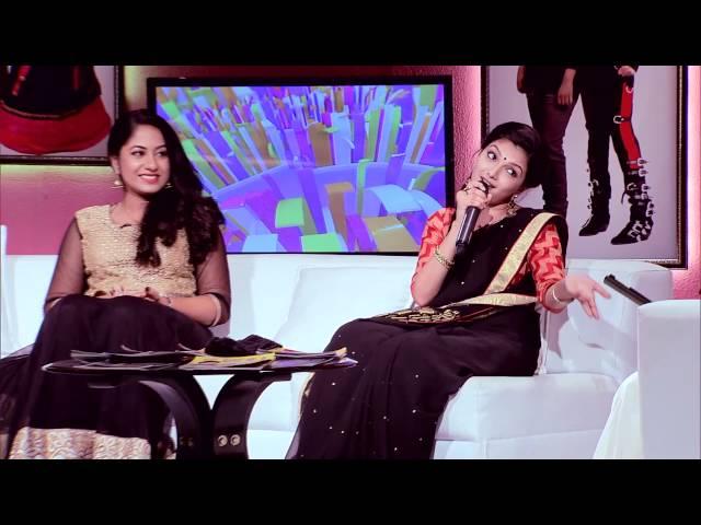 Onnum Onnum Moonnu Jyothi Krishna & Saranya Mohan with Rimi Tomi