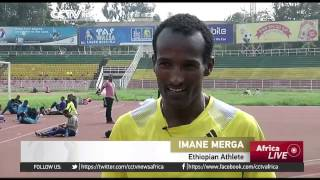 Ethiopian Athletes address doping allegations
