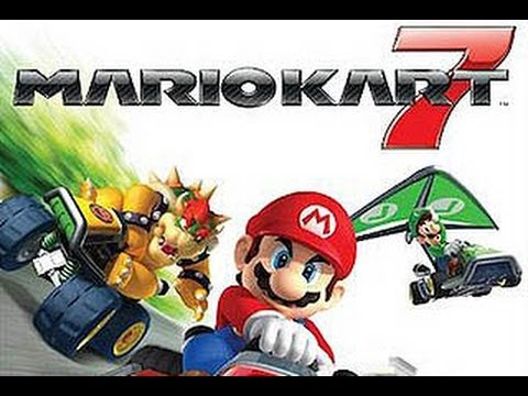 Mario Kart 7: Gameplay Trailer