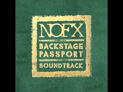Nofx - Your Hubcaps Cost More Than My Car