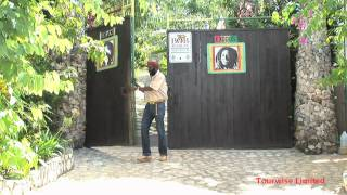 Download Lagu Bob Marley's house and mausoleum in the village of Nine Miles,  Jamaica. Gratis STAFABAND