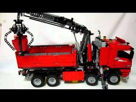 Lego technic dieplader kopen