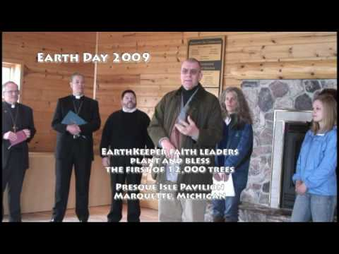 Sun., May 3, 2009: 12,000 trees to be planted at 100 northern Michigan churches/temples