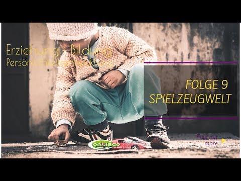 Folge 9   Spielzeug in Erziehung, Bildung und Persönlichkeitsentwicklung - Convisco TV 9