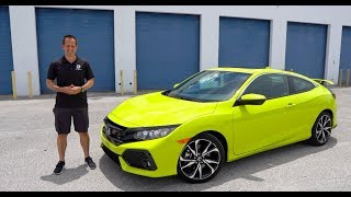 Is the 2019 Honda Civic Si the BEST sports car for UNDER $25k?