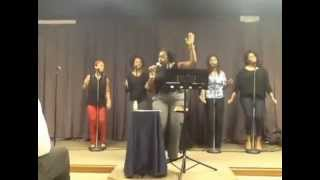 All about you ...Anita wilson cover by Destiny Church Houston