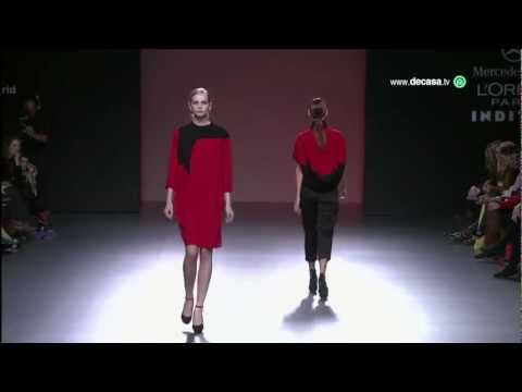 Especial Mercedes-Benz Fashion Week Madrid 2013: La opinión de Amaya Arzuaga