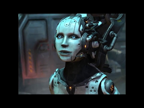 Cortana and Other Non Human Sex Bombs |  Video Game Girls