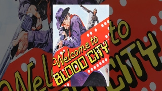 WELCOME TO BLOOD CITY | Jack Palance | Full Length Sci-Fi Movie | English | HD | 720p