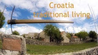 Eko Farm of Grabovac in Croatia - traditional living
