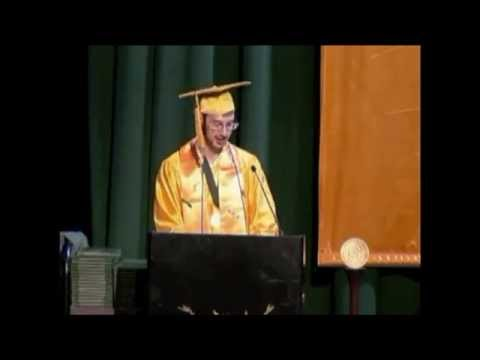 Brett Nachman's Scottsdale Community College Commencement Speech