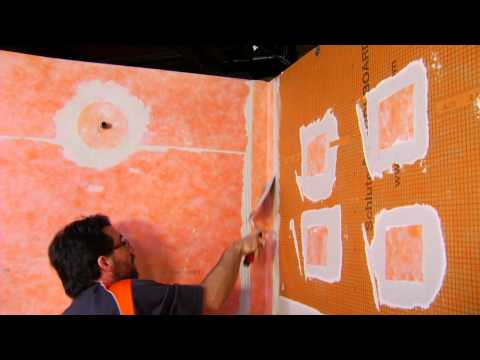 Lightweight Foam Shower Panels Offer an Easy-to-Install Alternative to Mortar