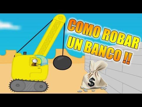 COMO ROBAR UN BANCO !! - Breaking The Bank   Fernanfloo
