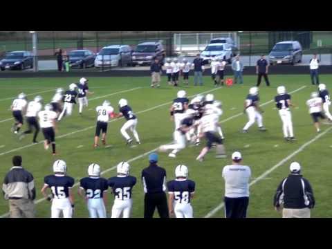 Brookfield Academy Junior Knights: 7th-8th Grade Highlight Reel