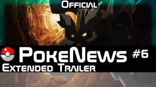 Kyurem vs. the Sacred Swordsmen - PokeNews - Extended Trailer: Pokemon Movie 15 : Kyurem VS the Sacred Swordsman: Keldeo