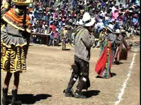 Danza Chumbivilcana,Warari Livitaca 2009