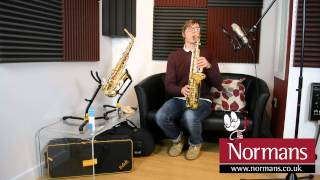 Play Test - Selmer Prelude AS710 Alto Sax Vs Nuova Student Alto Saxophone