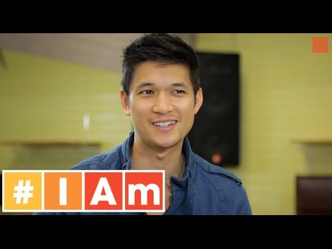 #IAm Harry Shum, Jr. Story