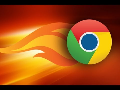 How to make Google Chrome faster 2014