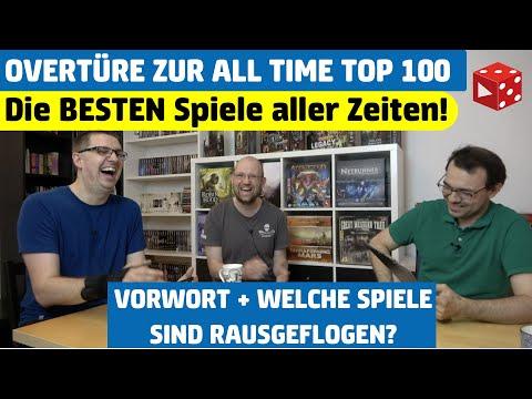 Ouvertüre zu: Die Top 100 von Ben, Flo & der Community - Vorwort & Welche Spiele sind rausgeflogen?