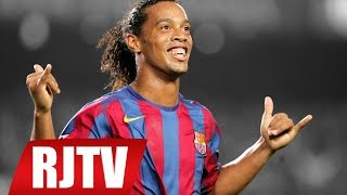 Ronaldinho ● The football master ● RJTV