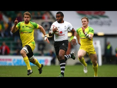 LONDON SEVENS HIGHLIGHTS: England impress as Fiji claim sevens title