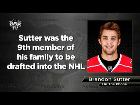 Brandon sutter wedding