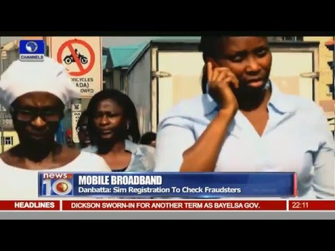 Mobile Broadband: Telecoms Regulator Unveils Eight-Point Agenda